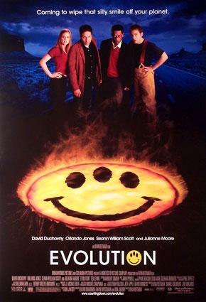 Evolution /Эволюция (2001 DVDRip)